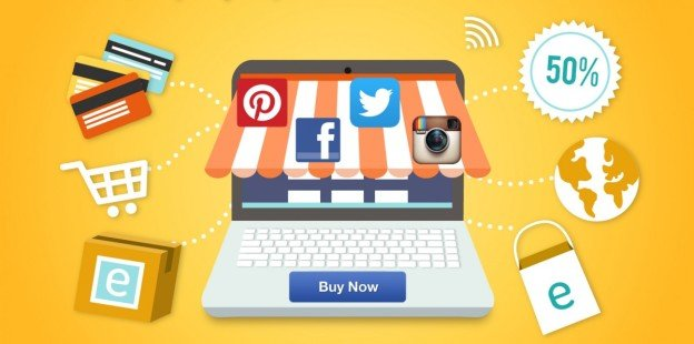 What is social shopping?