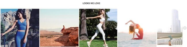 User Generated Content examples